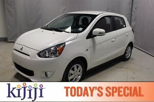 2015 Mitsubishi Mirage SE Heated Seats,  Bluetooth,  A/C,
