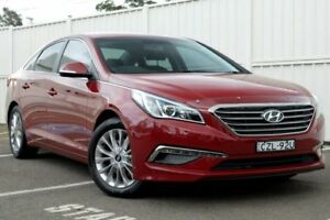 2015 Hyundai Sonata LF Active Red 6 Speed Sports Automatic Sedan Gosford Gosford Area Preview