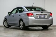 2012 Subaru Impreza G4 MY12 2.0i-L Lineartronic AWD Silver 6 Speed Constant Variable Sedan Welshpool Canning Area Preview