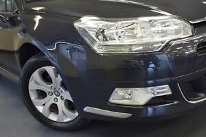 2010 Citroen C5 X7 MY10 Comfort HDi Grey 6 Speed Sports Automatic Sedan Chatswood Willoughby Area Preview