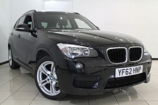 2012 62 BMW X1 2.0 XDRIVE20D M SPORT 5DR 181 BHP DIESEL