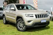 2014 Jeep Grand Cherokee WK MY2014 Laredo Gold 8 Speed Sports Automatic Wagon Wangara Wanneroo Area Preview