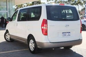 2011 Hyundai iMAX TQ-W MY11 White 5 Speed Automatic Wagon Wangara Wanneroo Area Preview