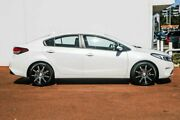 2016 Kia Cerato YD MY17 S Premium White 6 Speed Sports Automatic Sedan Rockingham Rockingham Area Preview