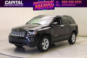 2016 Jeep Compass High Altitude 4WD*Leather*Sunroof*