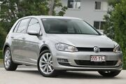 2015 Volkswagen Golf VII MY16 110TSI DSG Highline Silver 7 Speed Sports Automatic Dual Clutch Kedron Brisbane North East Preview