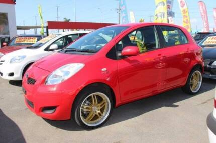 From only $30wk 2010 Toyota Yaris Hatchback on Finance* Hughesdale Monash Area Preview