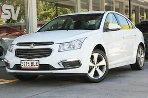 2016 Holden Cruze JH Series II MY16 Z-Series White 6 Speed Sports Automatic Sedan Somerton Park Holdfast Bay Preview
