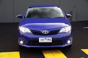 2014 Toyota Camry  Blue Sports Automatic Sedan Cranbourne Casey Area Preview