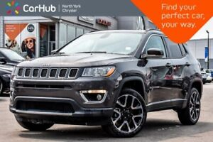 2018 Jeep Compass Limited|Nav.Pkg|Pano_Sunroof|Bluetooth|Backup_