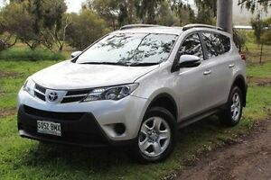 2013 Toyota RAV4 ZSA42R GX 2WD Silver 7 Speed Constant Variable Wagon Hawthorn Mitcham Area Preview