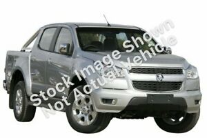 2014 Holden Colorado RG MY15 LTZ Crew Cab Silver 6 Speed Sports Automatic Utility Wangara Wanneroo Area Preview