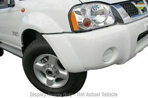 2013 Nissan Navara D22 S5 ST-R White 5 Speed Manual Utility Northbridge Perth City Area Preview