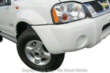 2013 Nissan Navara D22 S5 ST-R White 5 Speed Manual Utility Wangara Wanneroo Area Preview