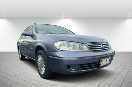 2004 Nissan Pulsar N16 S2 Q Blue 4 Speed Automatic Sedan Svensson Heights Bundaberg City Preview
