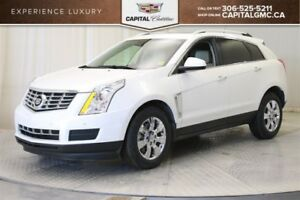2015 Cadillac SRX Luxury AWD*Sunroof-Trailering Package-Navigati