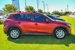 2012 Mazda CX-5 KE1021 Maxx SKYACTIV-Drive AWD Sport Red 6 Speed Sports Automatic Wagon Wangara Wanneroo Area Preview