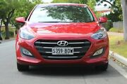 2016 Hyundai i30 GD4 Series II MY17 Active Red 6 Speed Sports Automatic Hatchback Nailsworth Prospect Area Preview