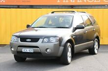 2007 Ford Territory SY TX AWD Grey 6 Speed Sports Automatic Wagon Heatherton Kingston Area Preview