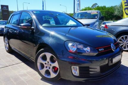 2011 Volkswagen Golf VI MY11 GTI DSG Grey 6 Speed Sports Automatic Dual Clutch Hatchback Pearce Woden Valley Preview