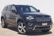 2014 Jeep Grand Cherokee WK MY15 Limited Black 8 Speed Sports Automatic Wagon Bundaberg Central Bundaberg City Preview