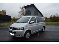 4 Berth VW T5 SWB Campervan - Brand New Conversion