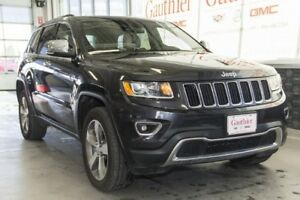 2016 Jeep Grand Cherokee Limited 4x4, Sunroof, Navigation