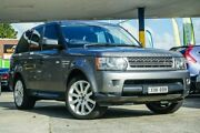 2010 Land Rover Range Rover MY10 Sport 3.6 TDV8 Luxury Grey 6 Speed Automatic Wagon St James Victoria Park Area Preview