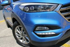 2015 Hyundai Tucson TLE Elite (AWD) Ara Blue 7 Speed Auto Dual Clutch Wagon Wolli Creek Rockdale Area Preview