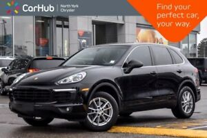2016 Porsche Cayenne AWD|Pano_Sunroof|BOSE|Nav|Keyless_Entry|Bac