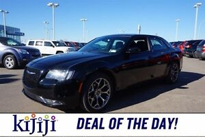 2016 Chrysler 300 S Accident Free,  Navigation (GPS),  Leather,
