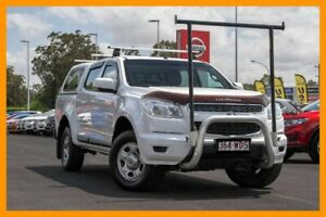2015 Holden Colorado RG MY16 LS Crew Cab Summit White 6 Speed Sports Automatic Utility Aspley Brisbane North East Preview