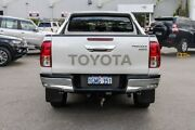 2017 Toyota Hilux GUN126R SR5 Double Cab 6 Speed Sports Automatic Utility Glendalough Stirling Area Preview
