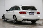 2014 Mercedes-Benz C250 S205 Estate 7G-Tronic + White 7 Speed Sports Automatic Wagon Welshpool Canning Area Preview