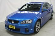 2010 Holden Commodore VE II SV6 Blue 6 Speed Sports Automatic Sedan Maryville Newcastle Area Preview