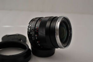 ZEISS NIKON ZF 25MM 2.8 Lens Mint NIKON MOUNT