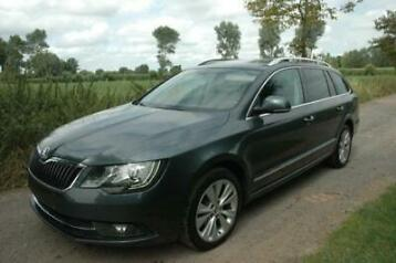 SKODA Superb 1.6 CR TDi GreenLine Elegance