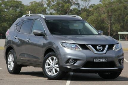 2015 Nissan X-Trail T32 ST-L X-tronic 4WD Grey 7 Speed Constant Variable Wagon