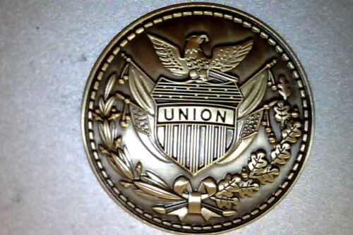 1861-1865  Union Civil War Bronze Commemorative Token , Low Mintage