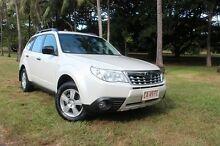 2012 Subaru Forester MY12 X 4 Speed Auto Elec Sportshift Wagon The Gardens Darwin City Preview
