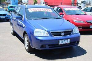 2005 Holden Viva JF Blue 5 Speed Manual Wagon Heatherton Kingston Area Preview