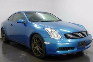 2003 Nissan Skyline V35 350GT Blue Sports Automatic Coupe Cabramatta Fairfield Area Preview