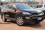 2009 Mazda CX-9 TB10A1 Luxury Black 6 Speed Sports Automatic Wagon Mindarie Wanneroo Area Preview