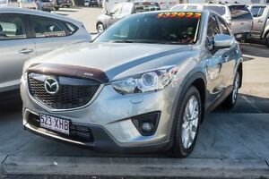 2013 Mazda CX-5 KE1021 MY13 Grand Touring SKYACTIV-Drive AWD Silver 6 Speed Sports Automatic Wagon Cleveland Redland Area Preview