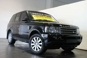 2005 Land Rover Range Rover Sport 2.7 TDV6 Black 6 Speed Sequential Auto Wagon Underwood Logan Area Preview