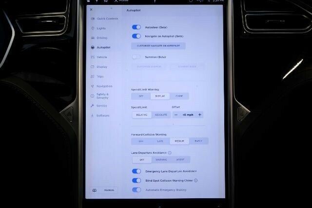 Image 17 Coche Americano usado Tesla Model S 2016