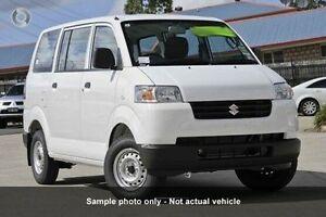 2016 Suzuki APV GD MY06 Upgrade Superior White 5 Speed Manual Van Carseldine Brisbane North East Preview