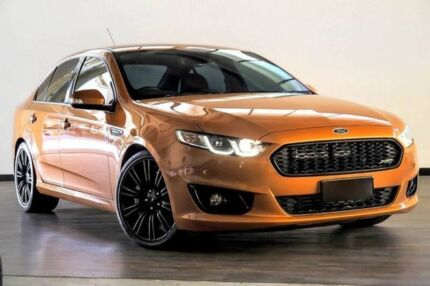 2016 Ford Falcon FG X XR6 Sprint Gold 6 Speed Sports Automatic Sedan Myaree Melville Area Preview