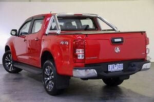 2016 Holden Colorado RG MY17 LTZ Pickup Crew Cab Absolute Red 6 Speed Sports Automatic Utility Southbank Melbourne City Preview