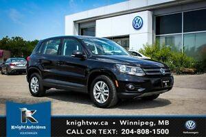 2013 Volkswagen Tiguan AWD 0.99% Financing Available OAC